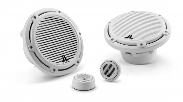 """JL Audio Marine 7.7"""" (196 mm) Speaker White Classic Grills (solange Vorrat reicht)"""