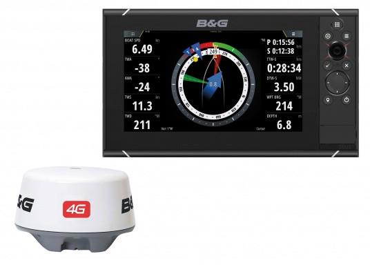 "B&G Zeus³ 9"" Kartenplotter inkl. 4G Radar"