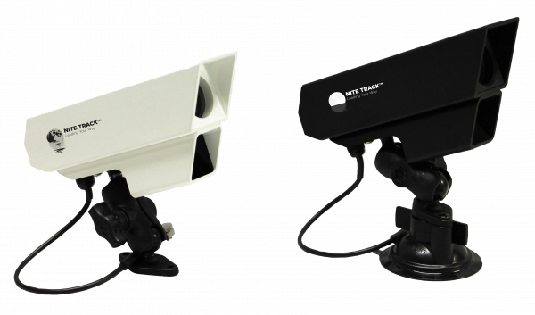 NiteTrack Marine Nachsicht Kamera - Weiß