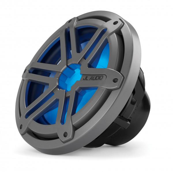 "JL Audio Marine MX 10"" dia. Infinite Baffle Subwoofer w/ LED Black Sport Grill 175W"