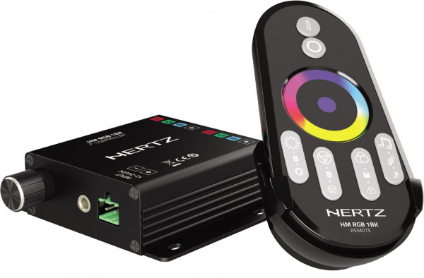 Hertz Marine Audio RGB Controller