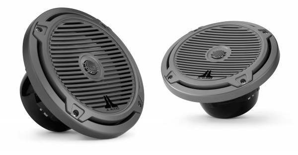 "JL Audio Marine MX 7.7"" (196 mm) Coaxial Speaker System w/ Black Classic Grills"