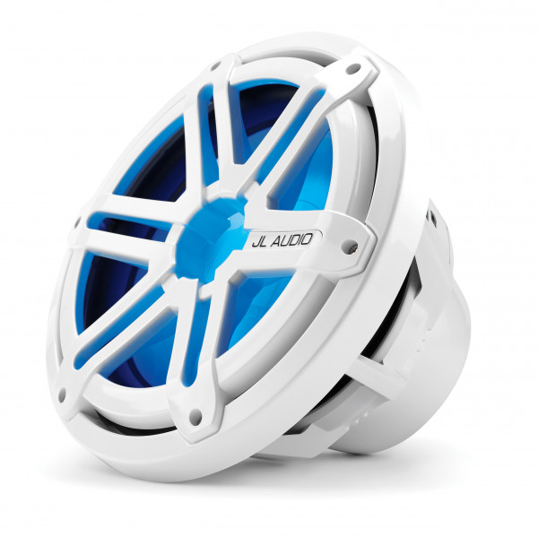 "JL Audio Marine MX 10"" dia. Infinite Baffle Subwoofer w/ LED White Sport Grill 175W"