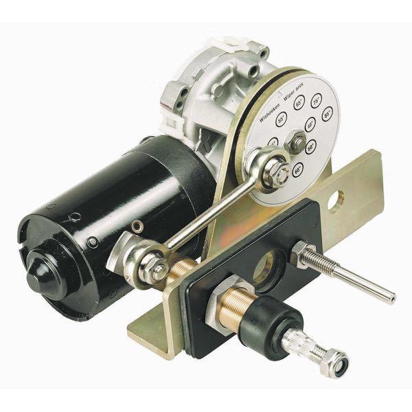Wischermotor HEAVY DUTY 12Vmit 20mm Achse