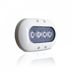 Ocean LED X4 - weiß