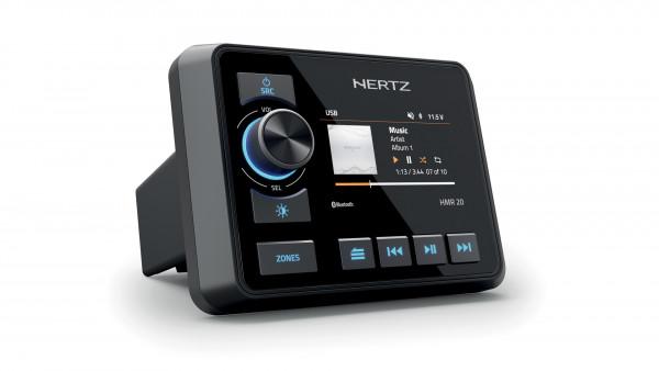 Hertz Marine Audio HMR20 DAB+ Bedienungseinheit