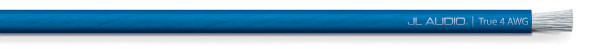 JL Audio 4 AWG Premium Power Cable - Blue - 100 ft. (30.5 m) - Capacity 100 A