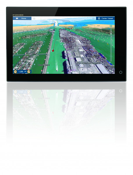 "Furuno 15"" Multifunktions-Touch-Display"