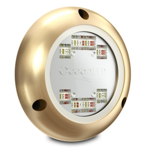 Ocean LED Sport S3124s - 24 LEDs - weiß/blau (nur für Unterwasser-Einsatz)