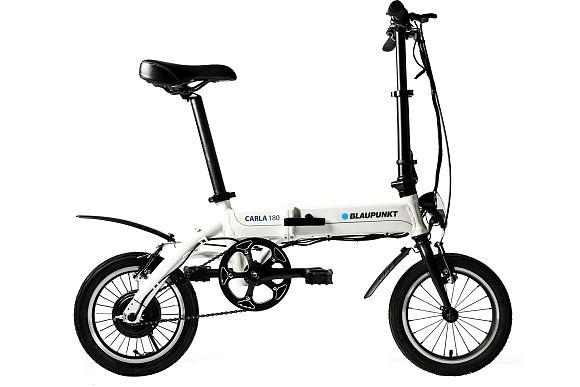 blaupunkt e bike pedelec fahrrad faltrad carla 180 neu. Black Bedroom Furniture Sets. Home Design Ideas