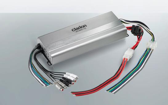 Clarion Marine Audio XC2510 Verstärker