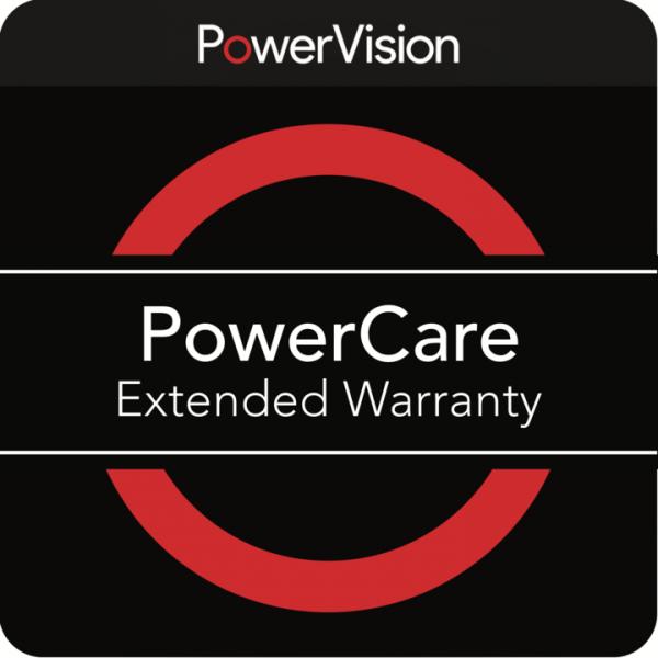PowerVision - PowerCare Garantie-Erweiterung