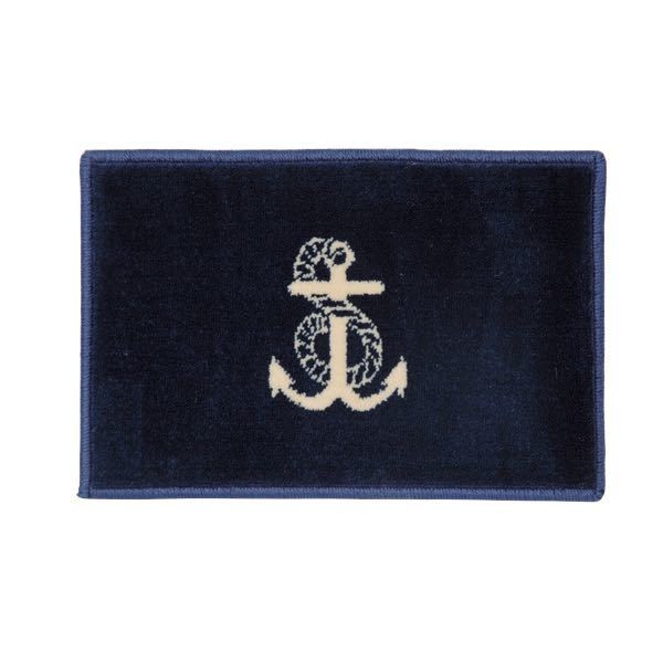 "1852 Marine Quality Fußmatte ""Anker"" 45 X 30 cm 1852 Marine Quality"