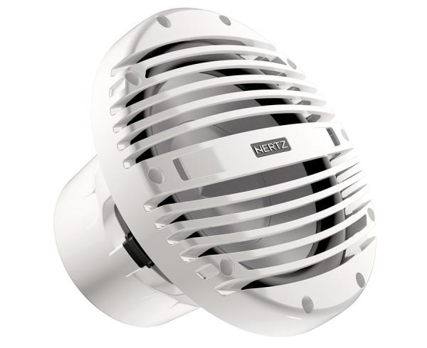 """Hertz Marine Audio 10"""" Subwoofer Weiß"""