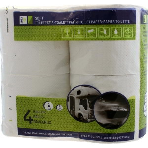 1852 Marine Quality Toiletteenpapir SOFT 4 Rollen