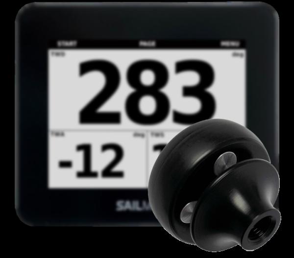 Sailmon Ultrasonic Portabler Windmessgeber