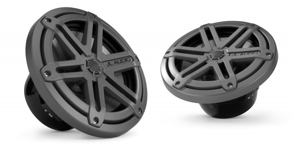 """JL Audio Marine MX 7.7"""" (196 mm) Coaxial Speaker System w/ Black Sport Grills"""