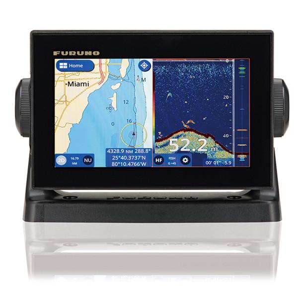 Furuno GPS/WAAS Kartenplotter GP-1871F