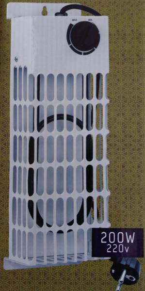 1852 Marine Quality Elektrischer Frostwächter mit Thermostat +5 bis +35 Grad