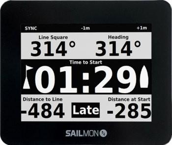 Sailmon MAX Display