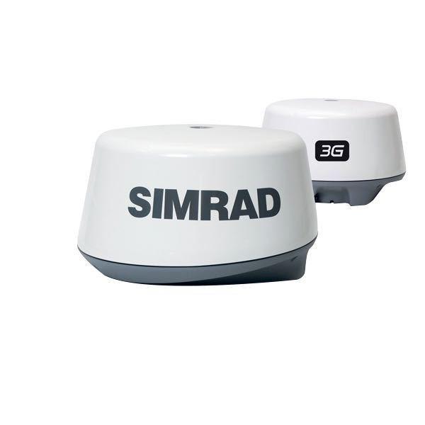 Simrad 3G Broadband Radar mit 20M Kabel