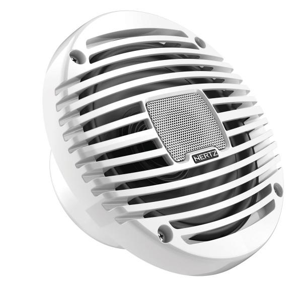 """Hertz Marine Audio 6.5"""" Lautsprecher Weiß"""