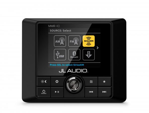 JL Audio MediaMaster 40 mit NMEA2000 Integration (nur Bedinungseinheit)
