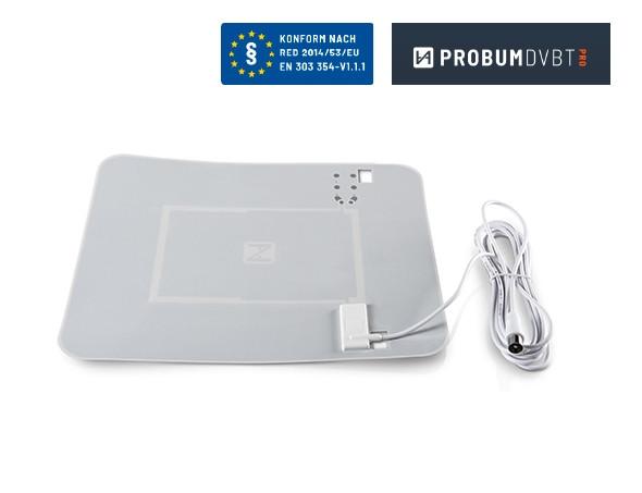 Alphatronics PROBUM DVB-T PRO Antenne (Patentierte Folienantenne)