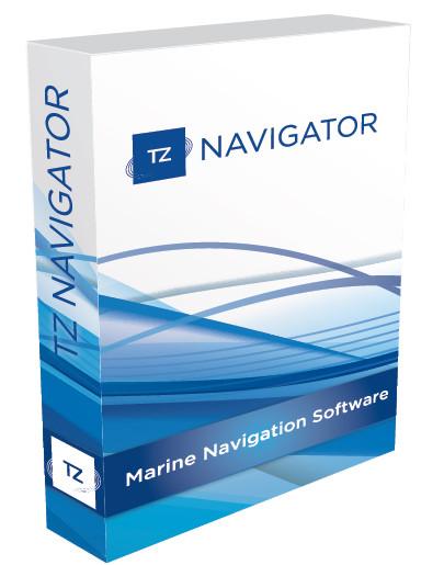Furuno TimeZero Navigator Software