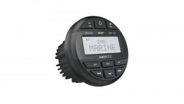 Hertz Marine Audio HMR 10D DAB+ Bedienungseinheit
