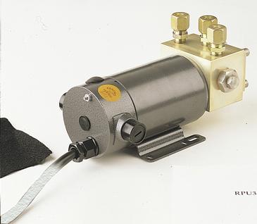 RPU-300 24V Hydraulik Pumpe (375-590CC)
